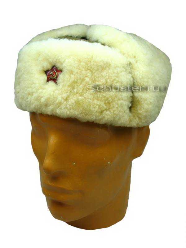 Производство и продажа Шапка-ушанка обр. 1940 г. (цыгейская овчина) M3-024-G с доставкой по всему миру