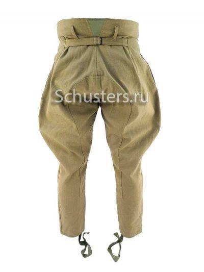 Harovari (britches) cotton 1935 (for cavalry) (Шаровары хлопчатобумажные для рядового состава кавалерии обр. 1935 г. ) M3-102-U