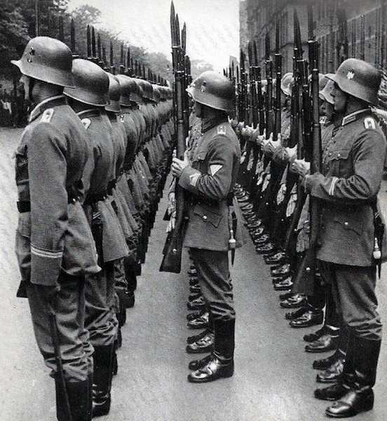 OBERGEFREITER STABSGEFREITER'S RANK CHEVRON M1921 (Шеврон обер-ефрейтора обр. 1921 г. (Obergefreiter))-02