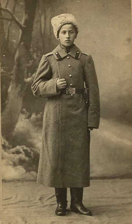 Greatcoat for Lower Ranks (infantry) Pattern 1911 (Шинель для нижних чинов пехоты обр. 1911 г. )-04