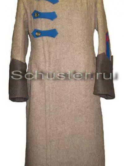 Greatcoat 1923 Cavalry (Шинель обр. 1923 г. (кавалерия))-01