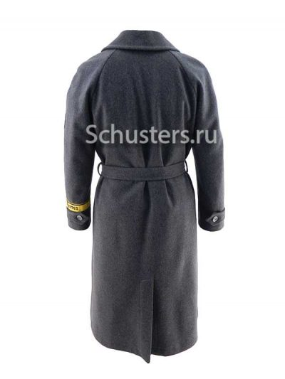 Overcoat (female auxiliary communication service) (Шинель женская (женская вспомогательная служба связи)) M4-055-U
