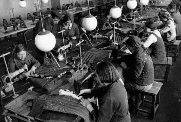 Производство и продажа Телогрейка ватная обр. 1932 г. № 5 M6-001-U с доставкой по всему миру