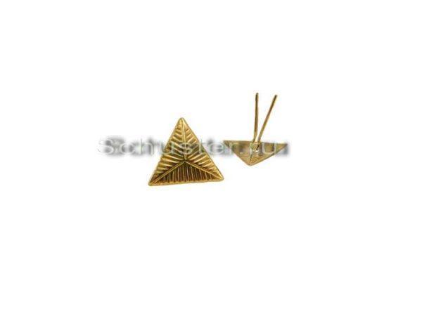 Производство и продажа Треугольники на петлицы старшин обр.1940 г. M3-202-Z с доставкой по всему миру