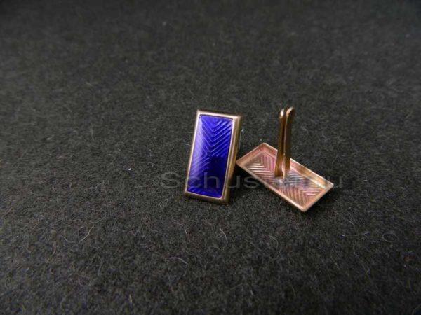 Производство и продажа Знаки различия старшего комначсостава милиции обр.1931 г. M3-098-Z с доставкой по всему миру