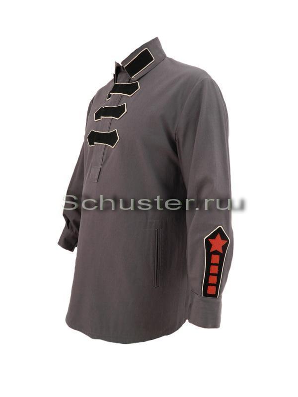 Gimnasterka (summer) tunic 1922 (officers of the GPU-OGPU NKVD RSFSR) (Гимнастерка обр. 1922 г. (начальствующего состава ГПУ-ОГПУ при НКВД РСФСР)) M3-101-U