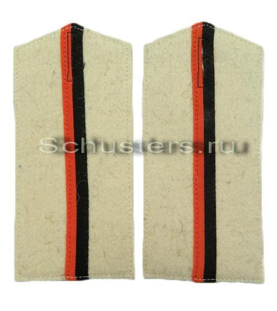 Shoulder straps of women's death battalion (in the greatcoat ) (Погоны женского батальона смерти (на шинель)) M1-012-Z