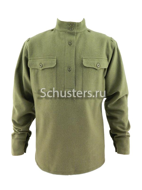 Производство и продажа Рубаха походная для нижних чинов пехоты неуставного образца 1914-17 гг. M1-006-U с доставкой по всему миру