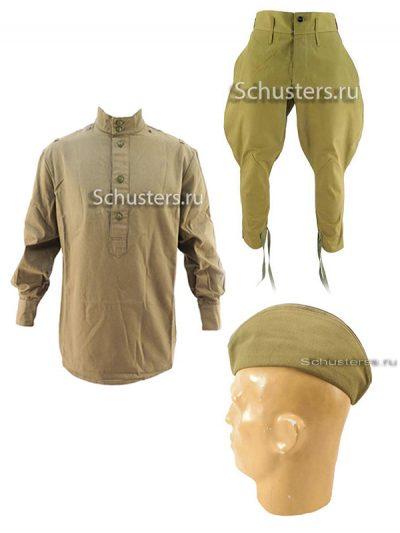Uniform set (budget version) for lower ranks 1943. M3-005-UaR