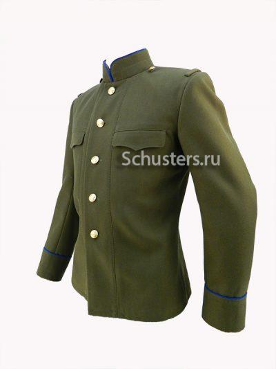 Tunic for commanders M1943 (Китель полушерстяной  для комначсостава РККА обр.1943 г.)
