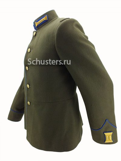 Manufacturing and selling Parade jacket for the officer of the state security bodies of the NKVD of the USSR M43 (Парадный мундир офицера госбезопасности НКВД СССР обр. 43 года) M3-146-U production with worldwide delivery