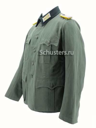 Производство и продажа Офицерский легкий китель из хлопковой ткани «дриллих» M4-117-U по всему миру